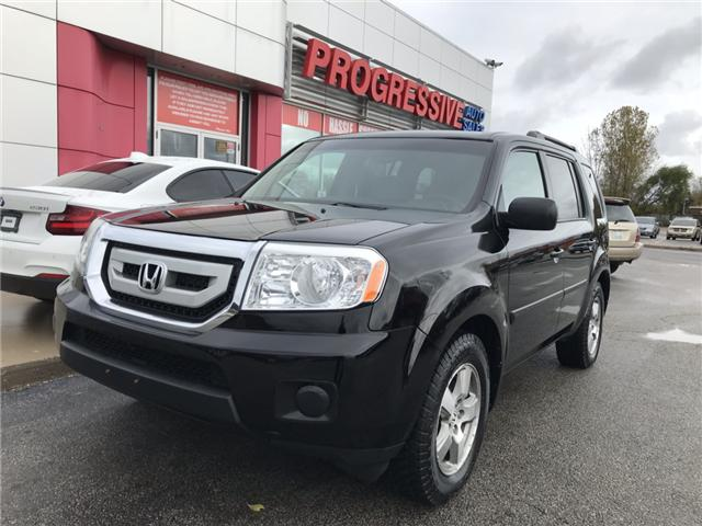 2011 Honda Pilot LX (Stk: BB502570) in Sarnia - Image 1 of 22