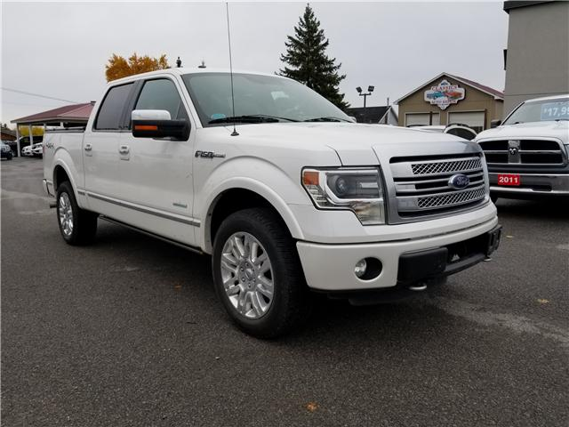 2013 Ford F-150 Lariat (Stk: ) in Kemptville - Image 1 of 24