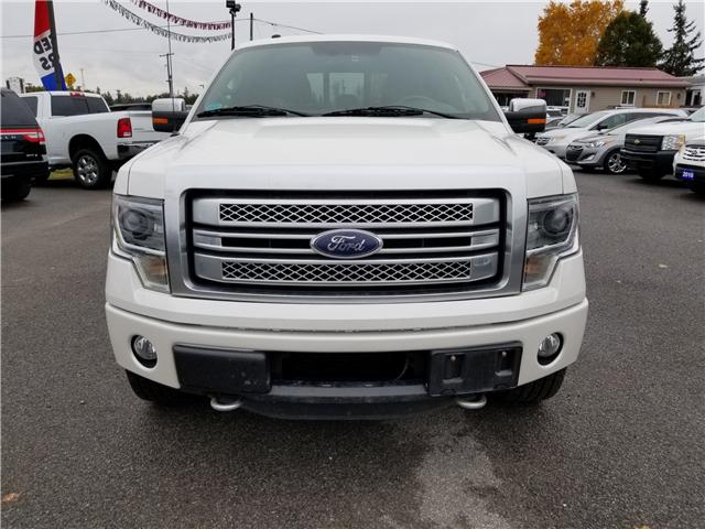 2013 Ford F-150 Lariat (Stk: ) in Kemptville - Image 2 of 24