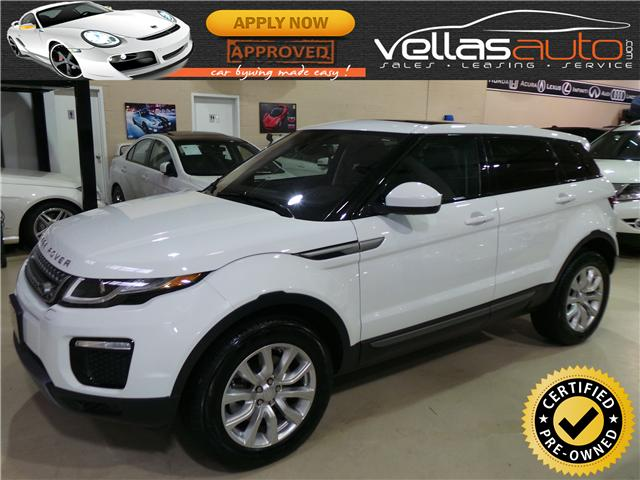 2018 Land Rover Range Rover Evoque  (Stk: NP4491) in Vaughan - Image 1 of 30