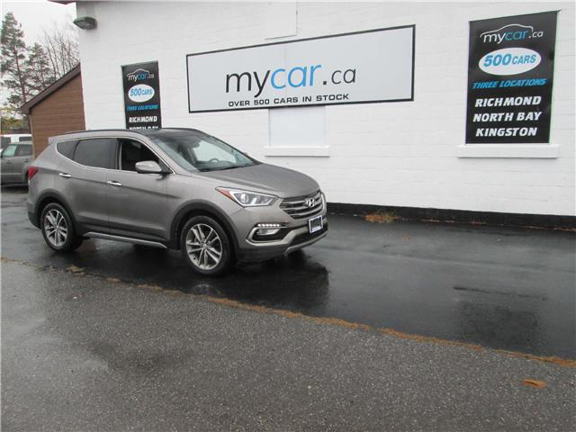 2017 Hyundai Santa Fe Sport 2.0T Limited (Stk: 181593) in Richmond - Image 2 of 14