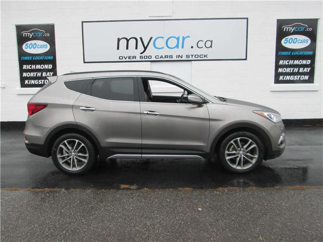 2017 Hyundai Santa Fe Sport 2.0T Limited (Stk: 181593) in Richmond - Image 1 of 14