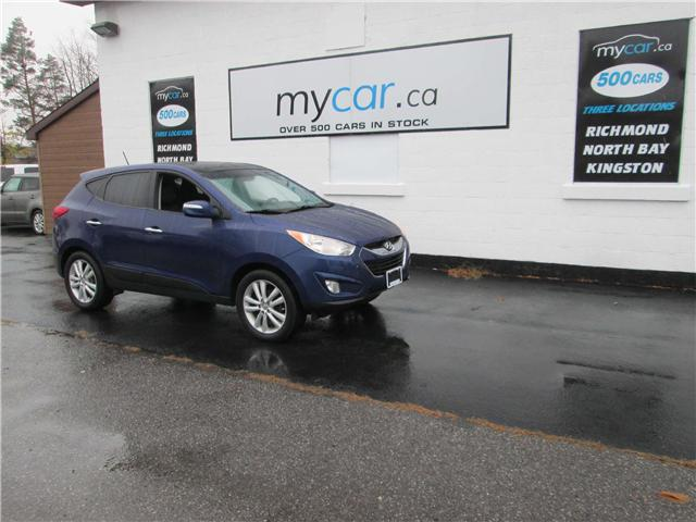 2013 Hyundai Tucson Limited (Stk: 181657) in North Bay - Image 2 of 14