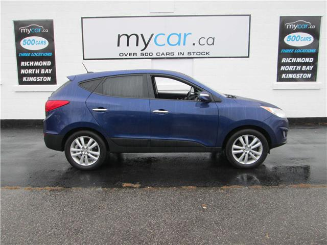 2013 Hyundai Tucson Limited (Stk: 181657) in North Bay - Image 1 of 14