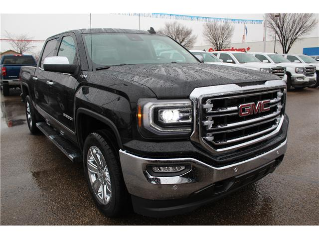 2018 GMC Sierra 1500 SLT (Stk: 168379) in Medicine Hat - Image 1 of 18