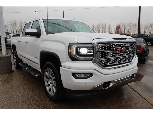 2018 GMC Sierra 1500 Denali (Stk: 168818) in Medicine Hat - Image 1 of 19
