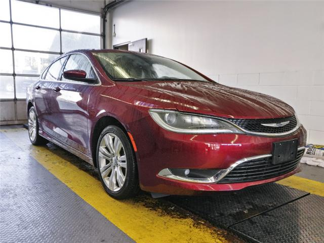 2015 Chrysler 200 Limited (Stk: K051061) in Burnaby - Image 2 of 24