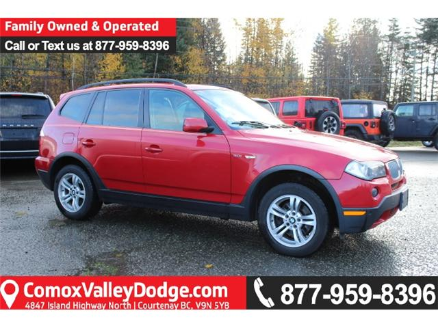 2008 BMW X3 3.0i (Stk: D107788A) in Courtenay - Image 1 of 11