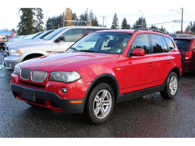 2008 BMW X3 3.0i (Stk: D107788A) in Courtenay - Image 3 of 11