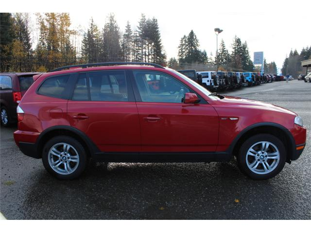 2008 BMW X3 3.0i (Stk: D107788A) in Courtenay - Image 4 of 11