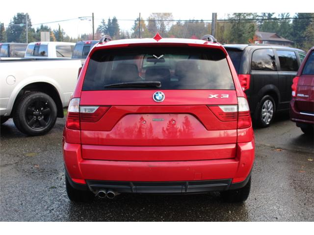 2008 BMW X3 3.0i (Stk: D107788A) in Courtenay - Image 7 of 11