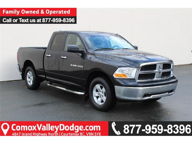 2011 Dodge Ram 1500 SLT (Stk: S516290B) in Courtenay - Image 1 of 30