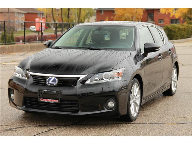 2012 Lexus CT 200h Base (Stk: 1810516) in Waterloo - Image 1 of 28