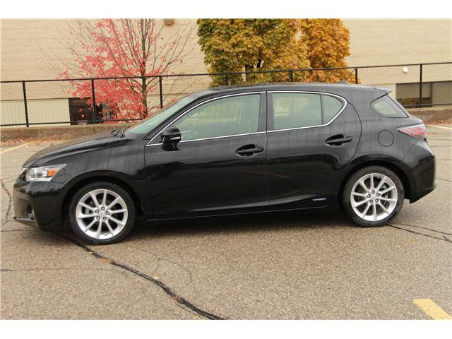 2012 Lexus CT 200h Base (Stk: 1810516) in Waterloo - Image 2 of 28