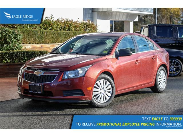 2012 Chevrolet Cruze LS (Stk: 128891) in Coquitlam - Image 1 of 14