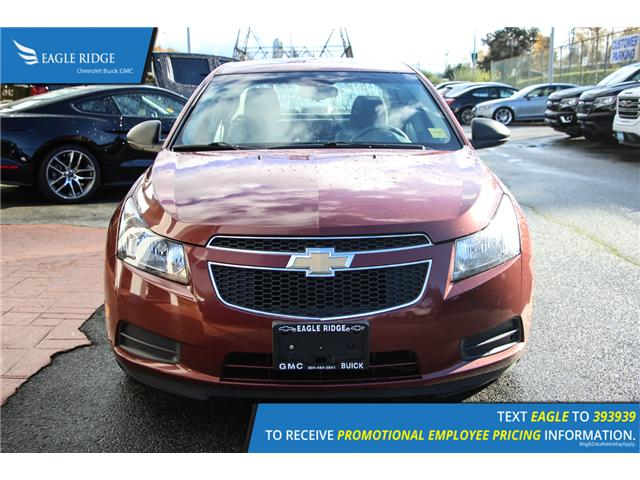 2012 Chevrolet Cruze LS (Stk: 128891) in Coquitlam - Image 2 of 14