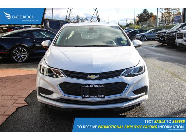 2018 Chevrolet Cruze LT Auto (Stk: 189200) in Coquitlam - Image 2 of 16