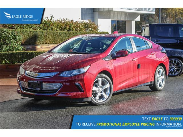 2019 Chevrolet Volt LT (Stk: 91206A) in Coquitlam - Image 1 of 16