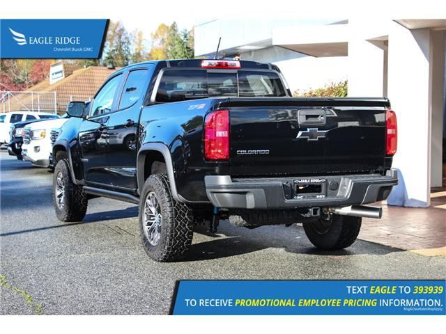 2019 Chevrolet Colorado ZR2 (Stk: 96008A) in Coquitlam - Image 5 of 17