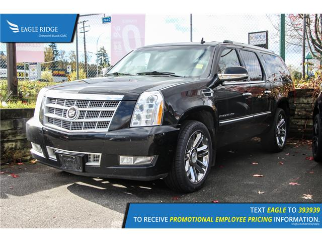 2012 Cadillac Escalade ESV Base (Stk: 129903) in Coquitlam - Image 1 of 5