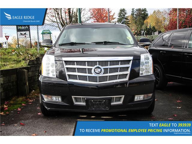 2012 Cadillac Escalade ESV Base (Stk: 129903) in Coquitlam - Image 2 of 5