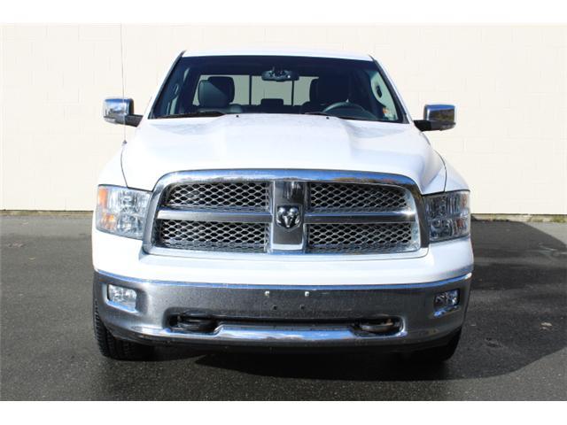 2012 RAM 1500 Laramie (Stk: S681138B) in Courtenay - Image 25 of 30