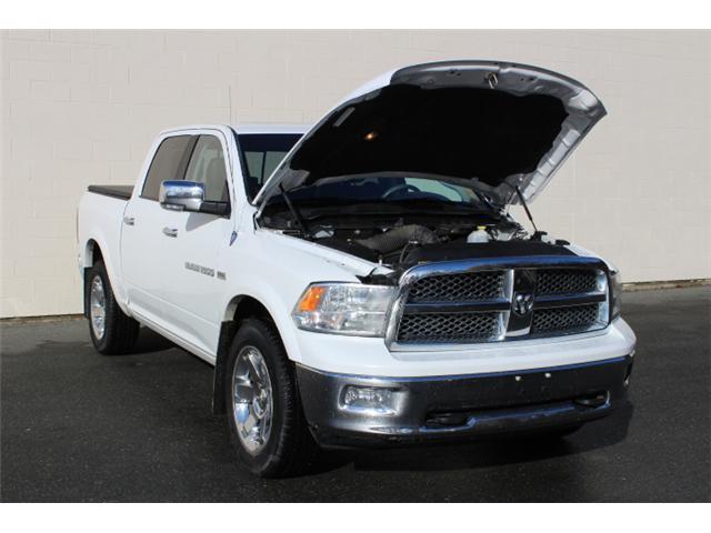 2012 RAM 1500 Laramie (Stk: S681138B) in Courtenay - Image 29 of 30