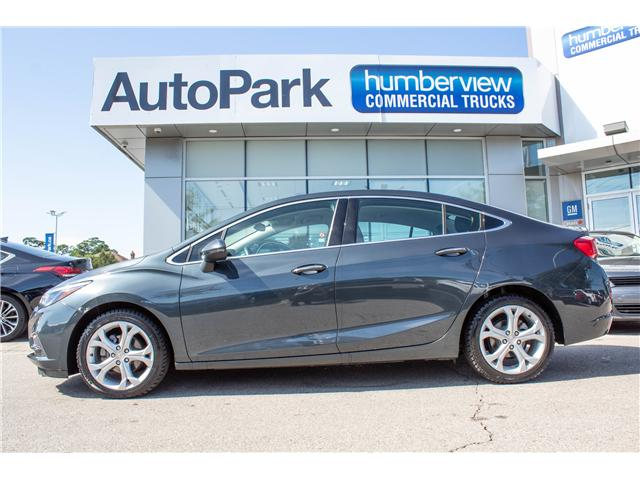 2017 Chevrolet Cruze Premier Auto (Stk: 17-180449 @buick) in Mississauga - Image 3 of 24