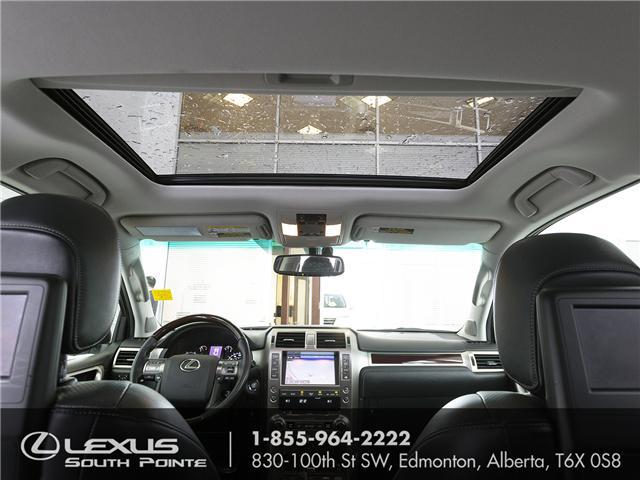 2017 Lexus GX 460 Base (Stk: L900100A) in Edmonton - Image 11 of 23