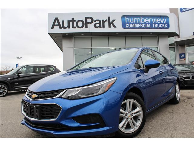 2017 Chevrolet Cruze LT Auto (Stk: 17-547134 -Q) in Mississauga - Image 1 of 20