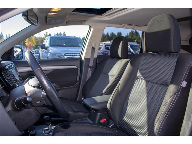 2016 Mitsubishi Outlander ES (Stk: P7286A) in Surrey - Image 10 of 26