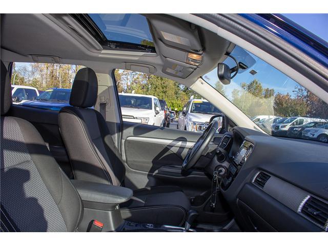 2016 Mitsubishi Outlander ES (Stk: P7286A) in Surrey - Image 17 of 26
