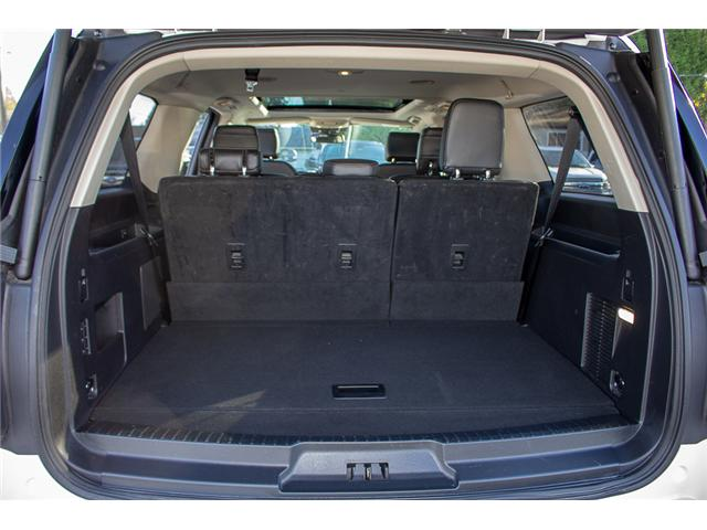 2018 Ford Expedition Max Platinum (Stk: P9944) in Surrey - Image 17 of 30