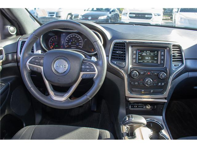 2015 Jeep Grand Cherokee Laredo (Stk: J292763A) in Surrey - Image 11 of 23