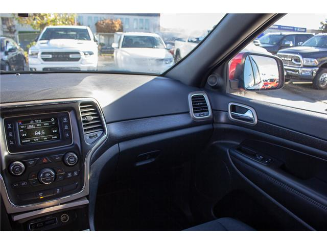 2015 Jeep Grand Cherokee Laredo (Stk: J292763A) in Surrey - Image 12 of 23