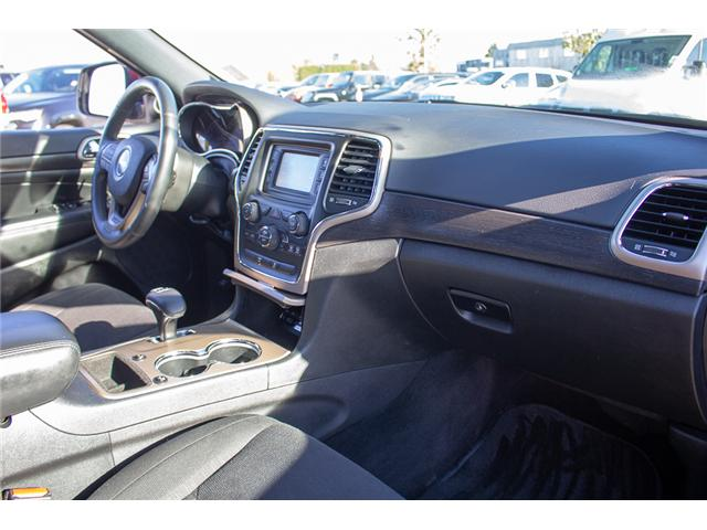 2015 Jeep Grand Cherokee Laredo (Stk: J292763A) in Surrey - Image 14 of 23