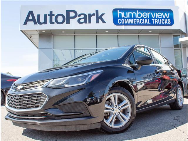 2017 Chevrolet Cruze LT Auto (Stk: 17-7216149 -Q) in Mississauga - Image 1 of 20