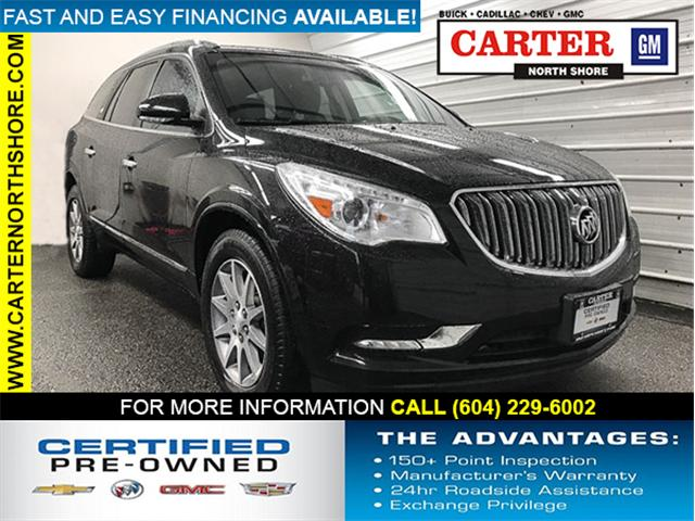 2017 Buick Enclave Leather (Stk: 971420) in North Vancouver - Image 1 of 29