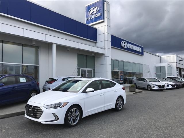 2018 Hyundai Elantra GLS (Stk: H18-0151P) in Chilliwack - Image 3 of 14