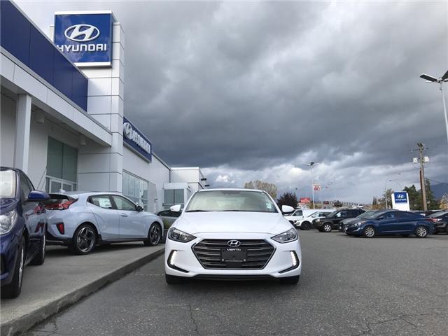 2018 Hyundai Elantra GLS (Stk: H18-0151P) in Chilliwack - Image 4 of 14