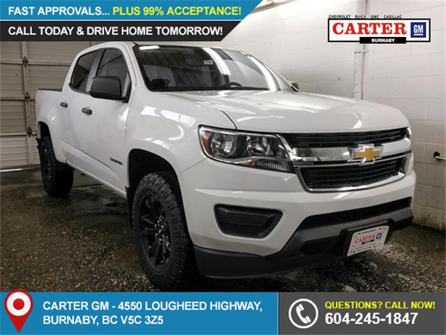2019 Chevrolet Colorado WT (Stk: D9-78320) in Burnaby - Image 1 of 13