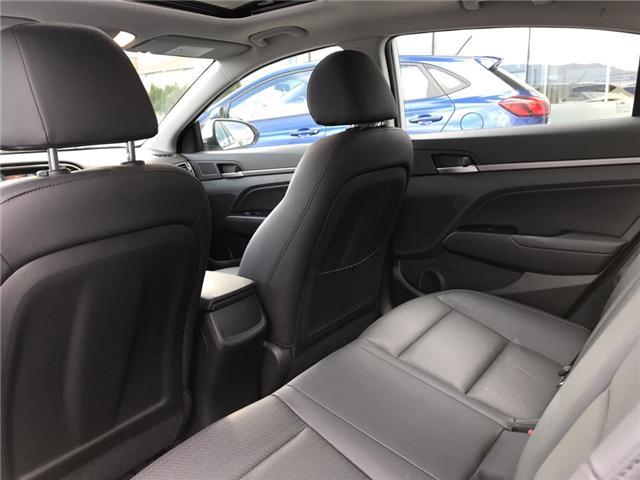 2018 Hyundai Elantra GLS (Stk: H18-0151P) in Chilliwack - Image 7 of 14