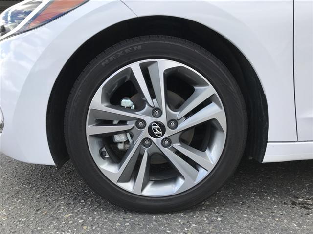 2018 Hyundai Elantra GLS (Stk: H18-0151P) in Chilliwack - Image 8 of 14