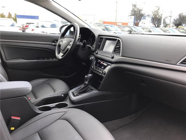 2018 Hyundai Elantra GLS (Stk: H18-0151P) in Chilliwack - Image 11 of 14