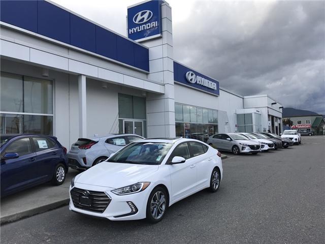 2018 Hyundai Elantra GLS (Stk: H18-0146P) in Chilliwack - Image 3 of 13