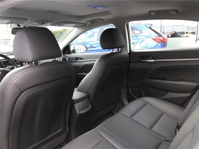 2018 Hyundai Elantra GLS (Stk: H18-0146P) in Chilliwack - Image 7 of 13