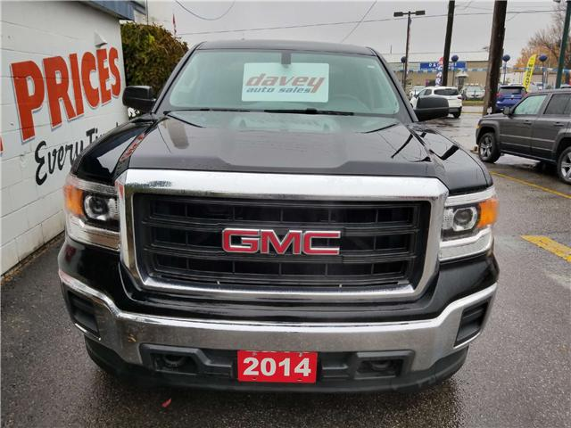 2014 GMC Sierra 1500 Base (Stk: 18-717T) in Oshawa - Image 2 of 13