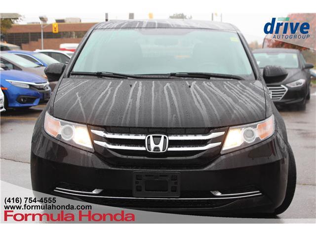 2016 Honda Odyssey EX (Stk: B10666) in Scarborough - Image 3 of 27