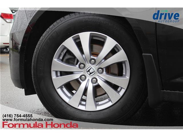 2016 Honda Odyssey EX (Stk: B10666) in Scarborough - Image 23 of 27