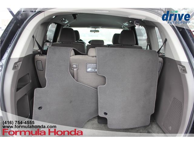 2016 Honda Odyssey EX (Stk: B10666) in Scarborough - Image 25 of 27